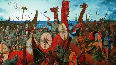 alfred viking war