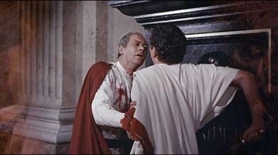 brutus sezarı öldürürken