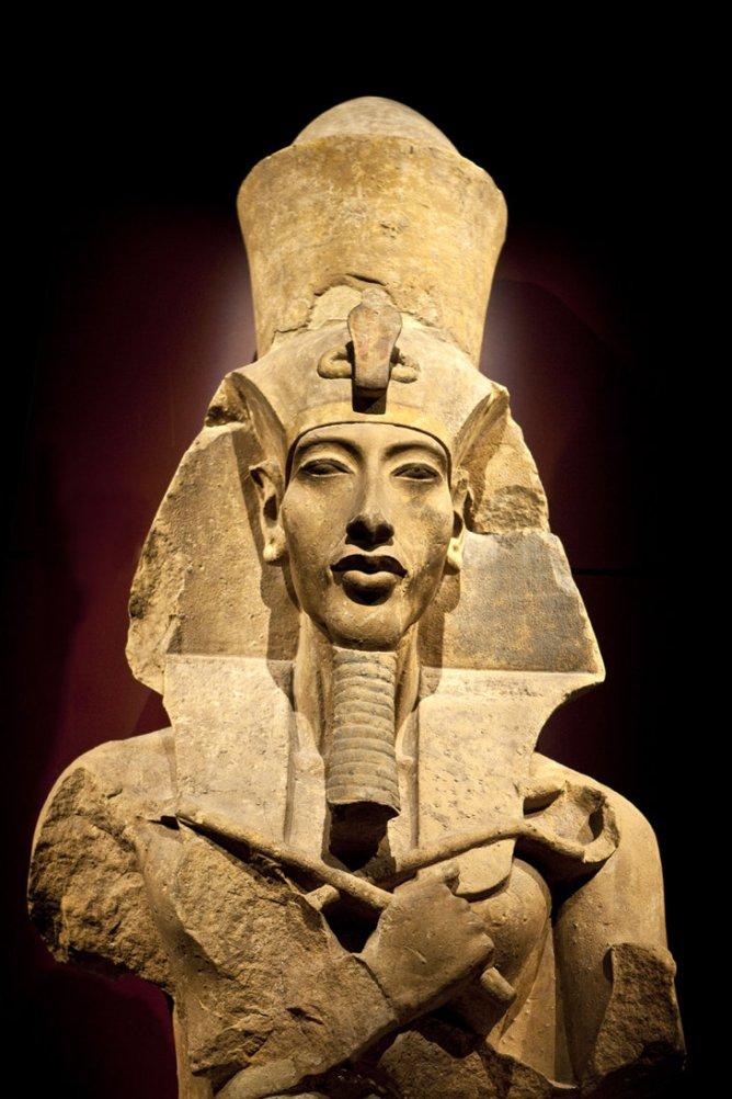 Kafir Kral Akhenaton (IV. Amenhotep)