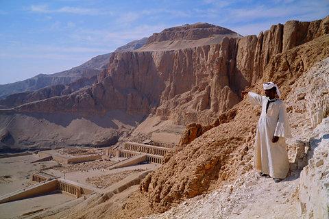 Krallar Vadisi Kaya mezarlarıı