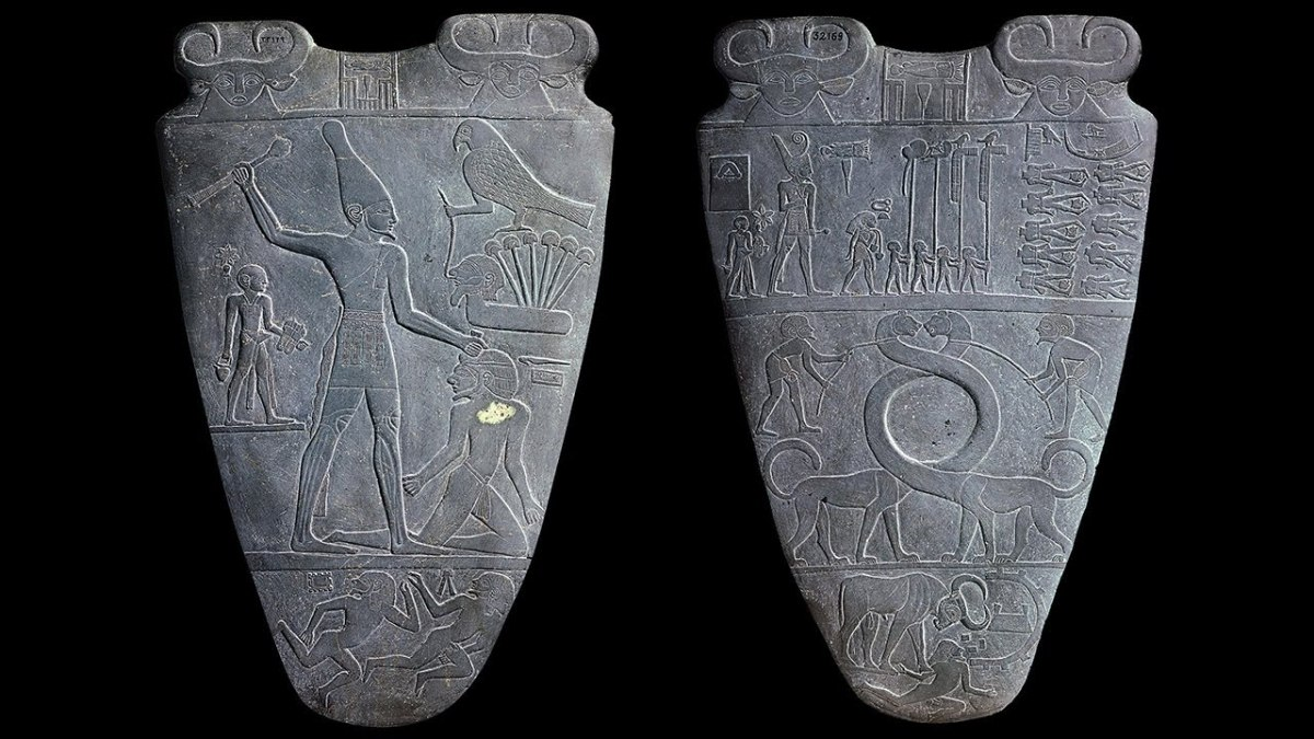 NARMER'İN PALETİ