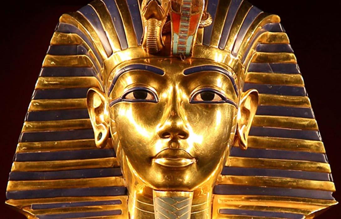 Tutankhamon maskesi