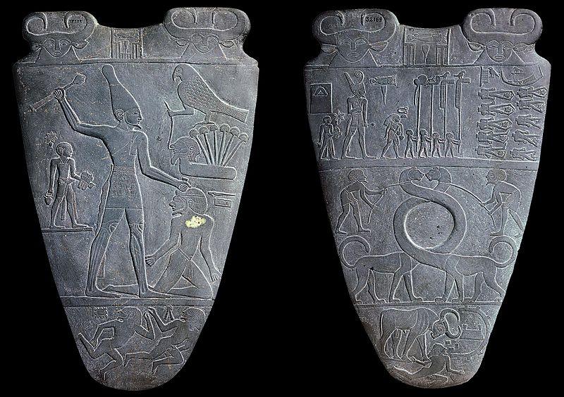 800px-Narmer_Palette